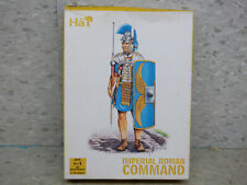 Plastic Toy Soldiers HaT 1/72 Roman Command Set 44 Figures 8075