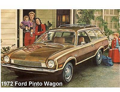 1978 Ford Pinto Auto Refrigerator Tool Box Magnet