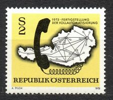 Austria 1972 Automation telephone network Mi. 1409 MNH