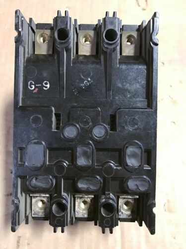 GE THEF136M1050 CIRCUIT BREAKER 3 POLE 50 AMPS 600V