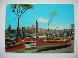 Malta-Senglea-amp-Vittoriosa-early-1970s
