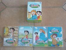 Coffret 4 DVD pour enfants / 13 episodes HEIDI / Box 2 - episodes 14 à 26