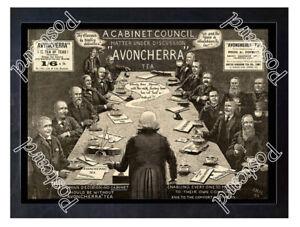 Historic-Avoncherra-Tea-United-Kingdom-Tea-Co-Ltd-1892-Advertising-Postcard
