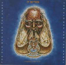 It Bites CD-SINGLE  THE OLD MAN AND THE ANGEL (c) 1987   EXTENDED VERSION