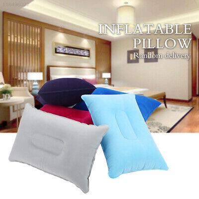 FA35 Inflatable Air Cushion Pillows Camping Travel Portable Pillow