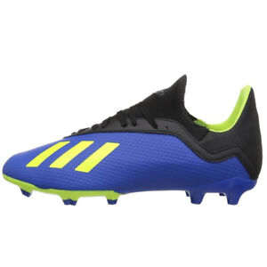 adidas-Kids-X-18-3-FG-Footblue-Solar-Yellow-Core-Black-DB2416