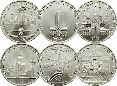 """A set of coins 1 ruble /""""Character In The DC Comics/"""" 12 coins in album"""
