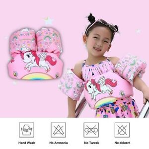 Baby-Floaties-for-Pool-Toddler-Unicorn-Swimming-Float-Buoyancy-Trainer-Life-Vest