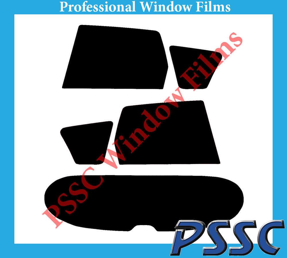 PSSC Pre Cut Rear Car Window Films - Peugeot 308 Estate 2007 to 2013