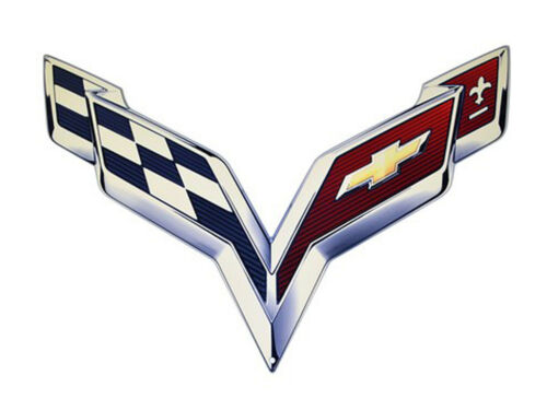Corvette C7 Metal Sign