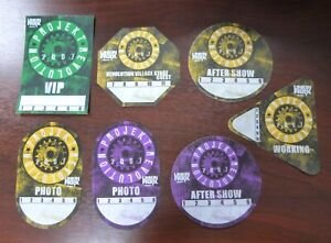 Linkin-Park-Projekt-Revolution-Tour-2007-Working-Foto-Aftershow-Guest-VIP-Pass