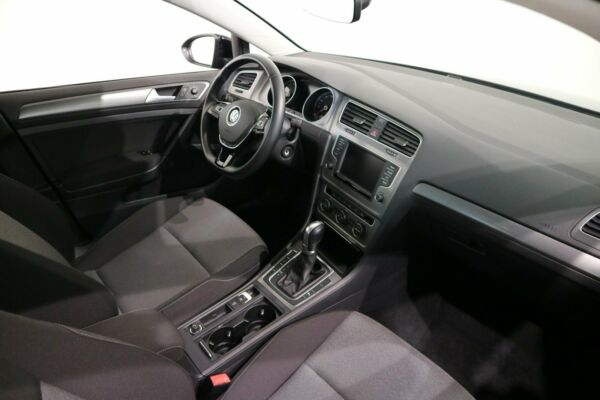 VW Golf VII 1,4 TSi 125 Style DSG BMT - billede 5