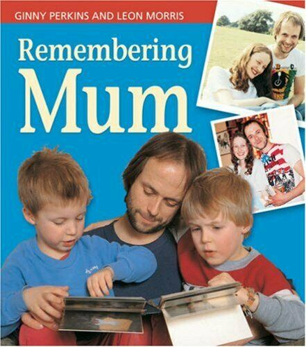 Remembering Mum by Perkins, Ginny Paperback Book The Fast Free Shipping