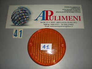 44906121 TRASPARENTE FANALE POSTERIORE (REAR LAMPS) UNIVERSALE ø 140 ARIC