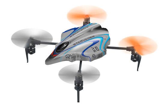 T2M racing T5141 - Starvader Mode 1 Quadrocoptère RC radiocommandé   Drone