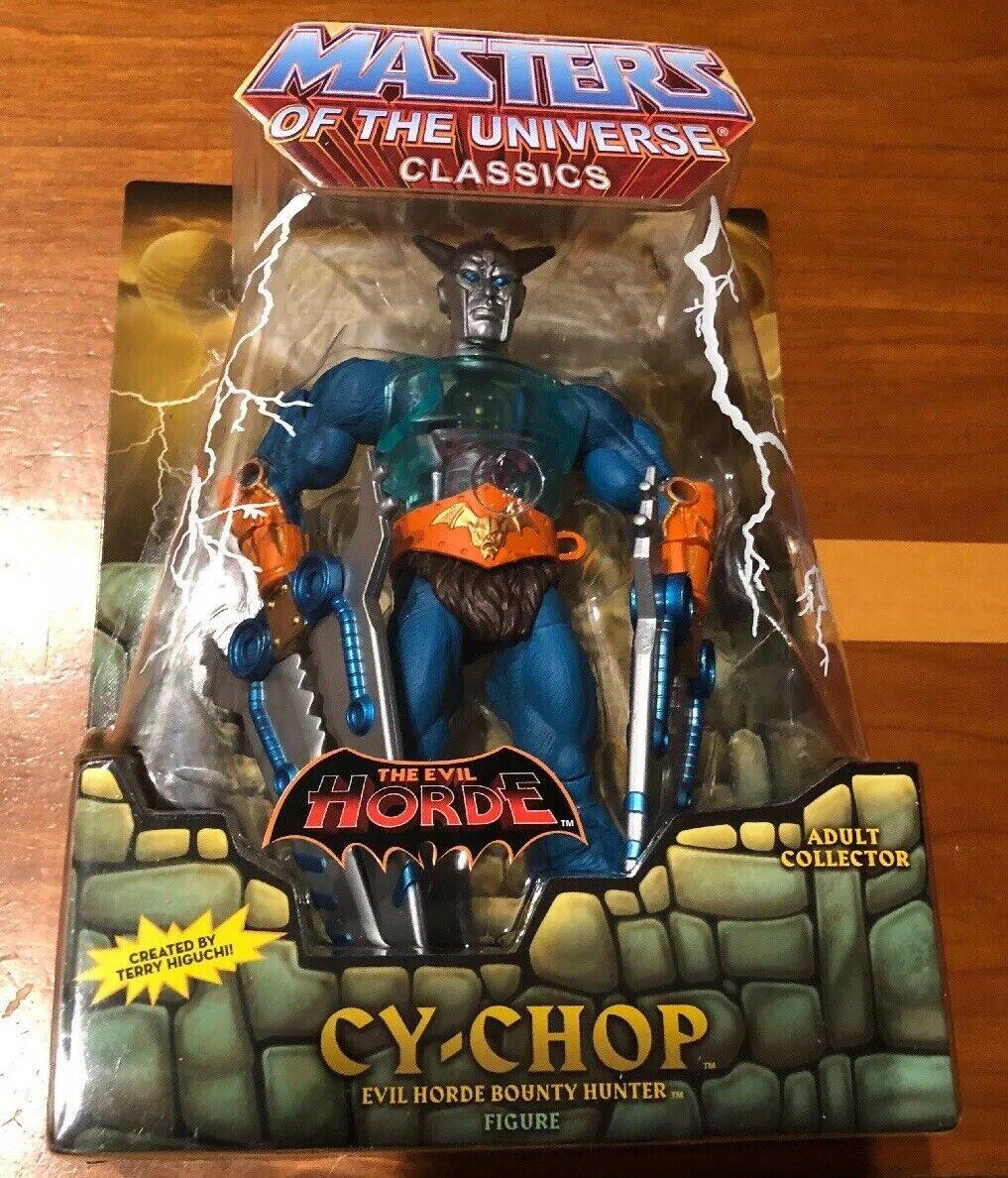 NEW Cy-Chop Masters of the Universe Classics MOTUC MIB MOTU