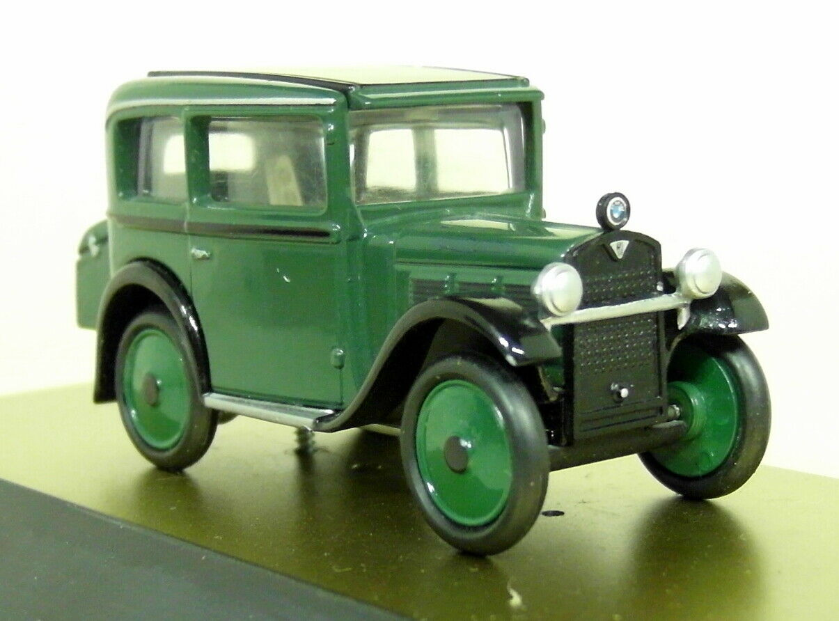 Schuco 1 43 Scale - 02152 BMW Dixi 3 15 4 Cylinder Green Diecast Model Car