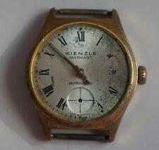 KIENZLE Markant Antimagnetic Armbanduhr Uhr  GERMANY mechanisch