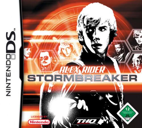 1 von 1 - Alex Rider: Stormbreaker (Nintendo DS, 2007)