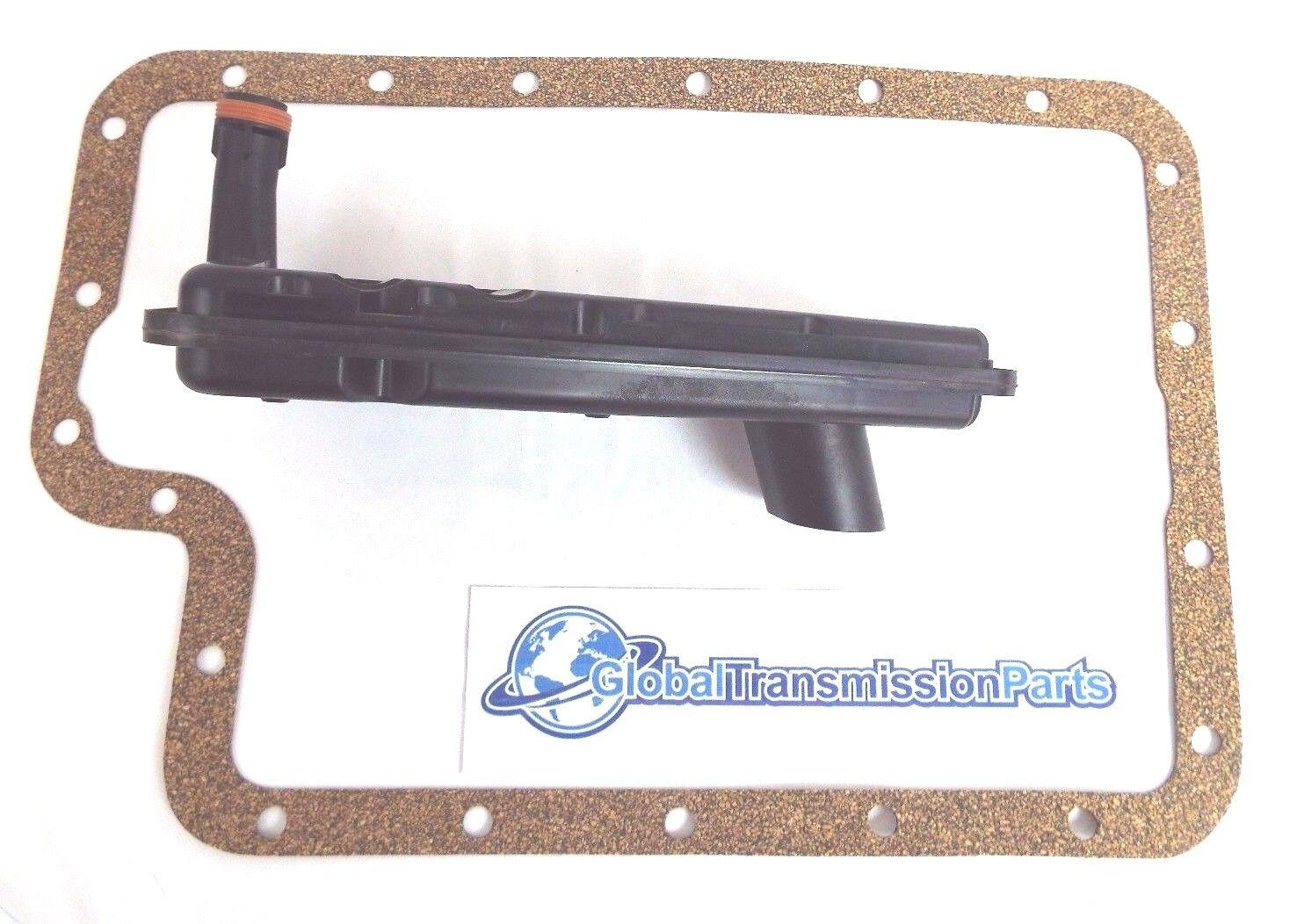 Cork Pan Gasket Service Kit 4WD Ford E4OD 4R100 Transmission 4X4 Oil Filter