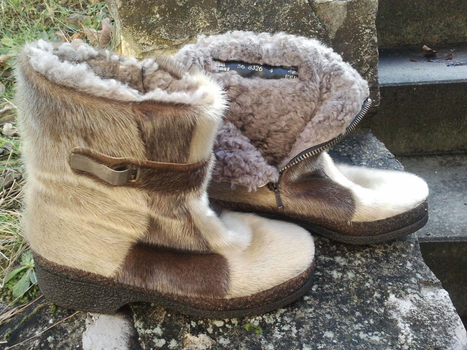 Damen Winterstiefeletten LUNA Eskimod, 36 Gr. 4 / EU 36 Eskimod, 2c6d8c