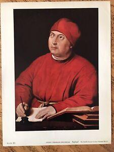Raphael-Count-Tommaso-inghirami-Vintage-Print