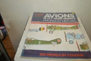 Knowledge-Of-Lhistoire-Magazine-Aircraft-La-1RE-Guerre-World-N-1-Hors-Serie