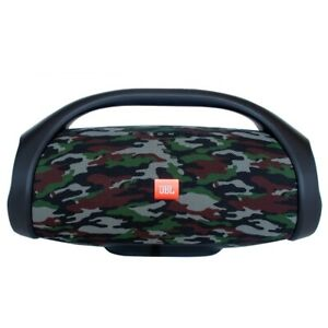 JBL-Boombox-Bluetooth-Lautsprecher-Wireless-Speaker-Soundbox-camouflage-WOW