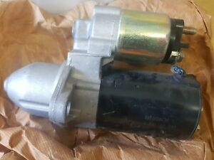 Image is loading ROVER-25-MGZR-STARTER-MOTOR-NAD101340-BOSCH-New-