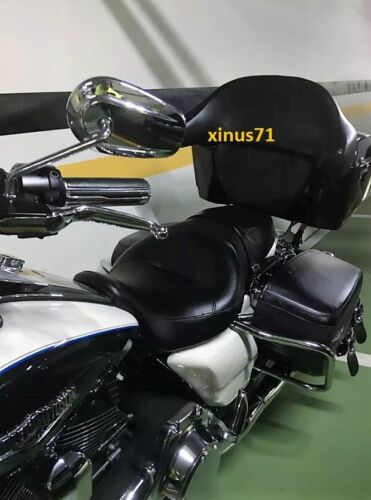 Two up Tour Pak Four Point Docking Kit For Harley Touring Road Glide FLTR 09-13