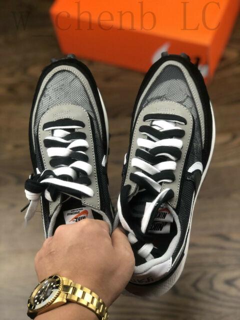 Nike X Sacai LDV Waffle White Mens Size