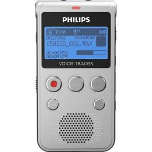 Philips-VoiceTracer-Audio-recorder-DVT1300-Digital-Voice-Recorder