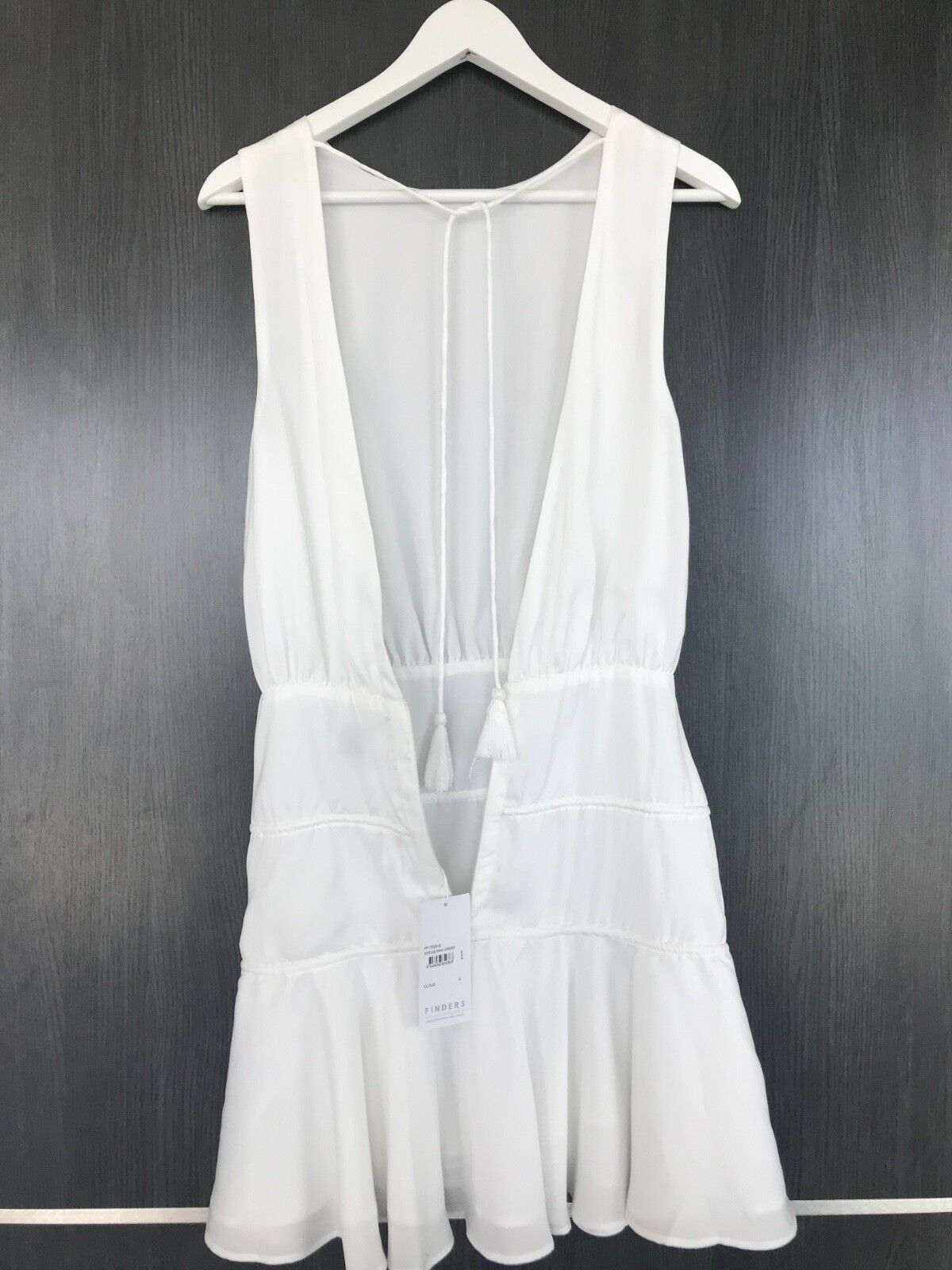 Dress Finders Keepers Keepers Keepers white dress size small 5d6ec2