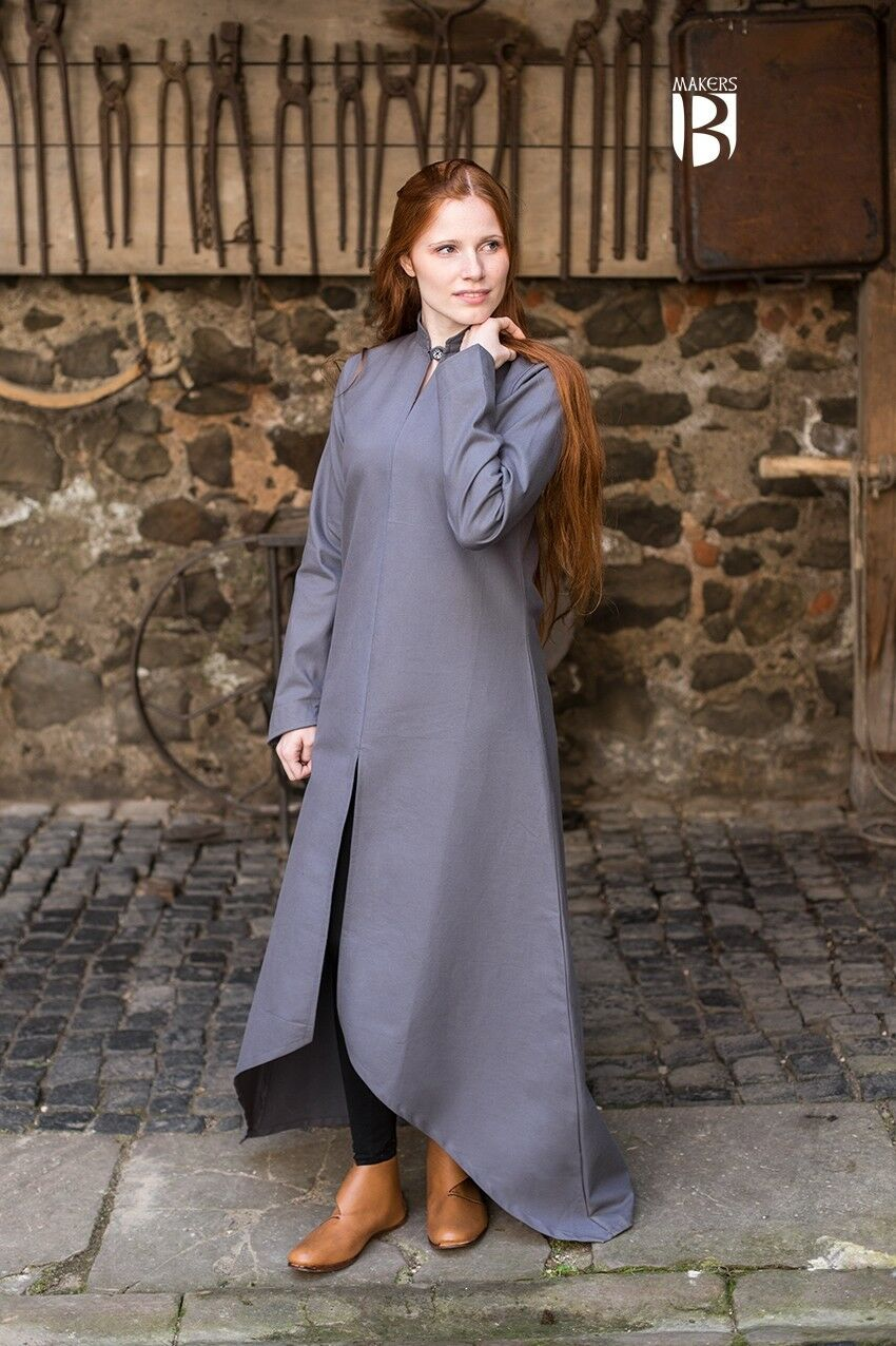 Mittelalter Gewand Ranwen Kleid Elf     LARP - Grau von Burgschneider     | Praktisch Und Wirtschaftlich  f7a882
