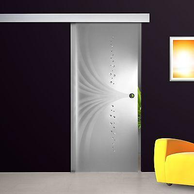 glasschiebet r schiebet r glas schiebe t r sd744 s gm design schmucksteine ebay