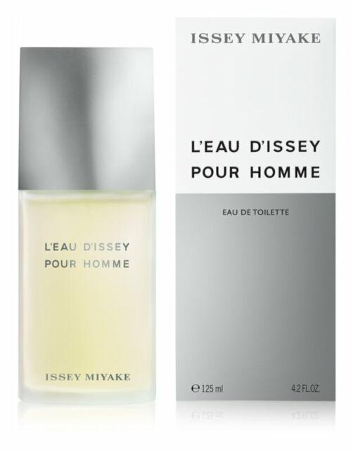 L'eau D'issey Pour Homme 125ml Eau de Toilette