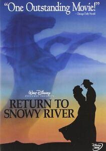 RETURN TO SNOWY RIVER DVD NEW