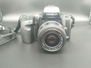 Minolta Dynax 300si AF Film SLR + 35-70mm Lens - Tested - Working - Exc