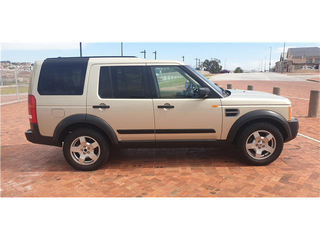 2006 Land Rover Discovery 3 2.7 TDV6 HSE CommandShift