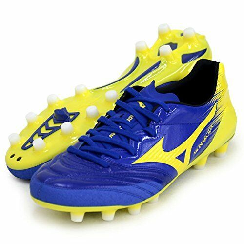 MIZUNO Soccer Spike shoes MONARCIDA 2 NEO JAPAN P1GA1820 Navy US7(25cm)