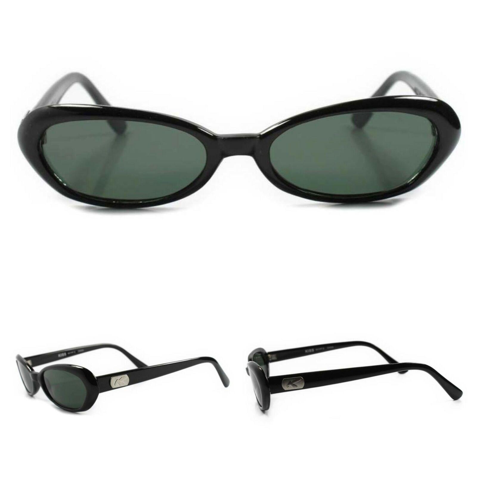 Classic Old Fashioned Womens Black Rockabilly True Vintage Cat Eye Sunglasses