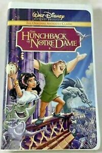 RARE-Disney-The-Original-Animated-Classic-The-Hunchback-of-Notre-Dame-VHS-SEALED