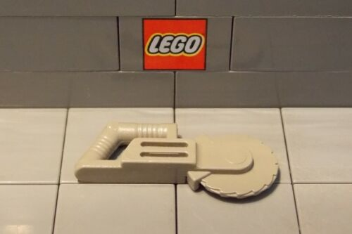 Choose Your Color **Four per Lot** Circular Saw #30194 LEGO Minifig Tool