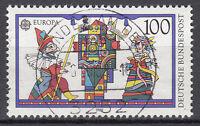 BRD 1989 Mi. Nr. 1418 TOP Vollstempel / Rundstempel gestempelt LUXUS! (19604)