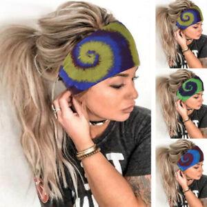 Elastic-Women-Hair-Band-Hairband-Sports-Yoga-Headband-Boho-Wide-Turban