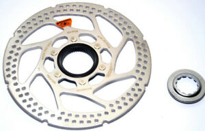 New-Shimano-160mm-Centerlock-Disc-Brake-Rotor-with-Lock-Ring-SM-RT53-Center-Lock