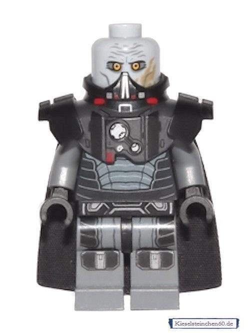 LEGO ® Minifigur-Star Wars-sw0413-Dark Malgus (9500)