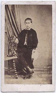 Oustric-Fotografia-Primitivo-Carcassonne-CDV-Vintage-Albumina-1867