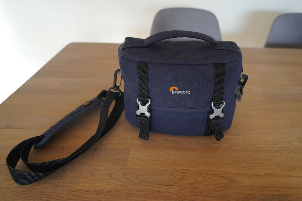 Camera bag LOWEPRO Scout SH 140 Slate blue, LOWEPRO, God