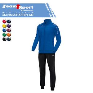 Jako-Classico-Polyesteranzug-Herren-Fussball-Trainingsanzug-Art-9350-9250